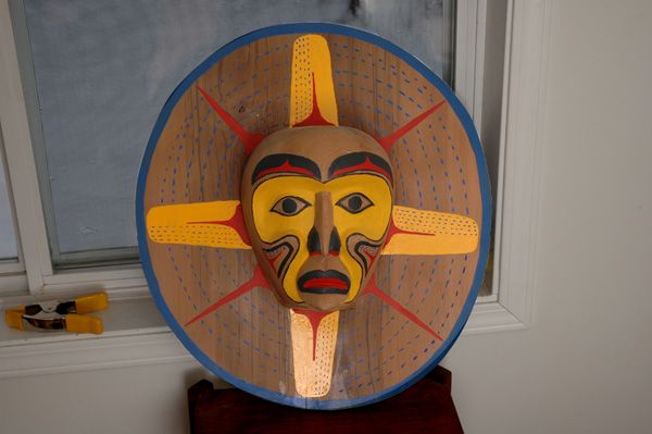 cicero august master carver woodcarving carving first nations