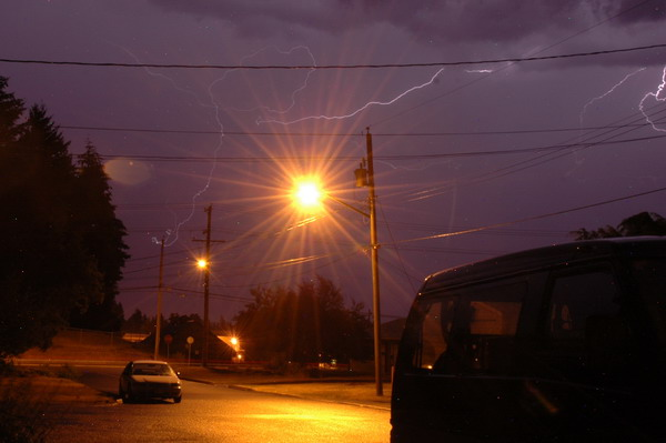 lightning storm nanaimo bc july summer