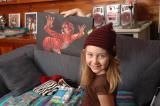 ocean chandler christmas morning prints toques