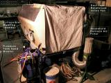 sandblaster enclosure ventilation filter