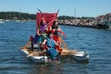 silly boat racing nanaimo bathtub marine festival