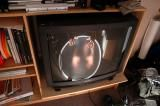 television tv praying god cathode ray tube tv